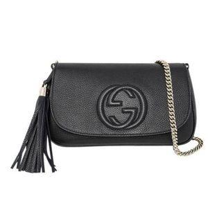 Gucci soho chain bag